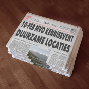 Duurzame locaties - MVO Factor - event - be good and sell it
