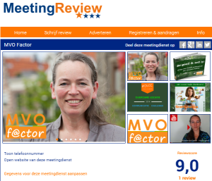 MVO Factor op website MeetingReview